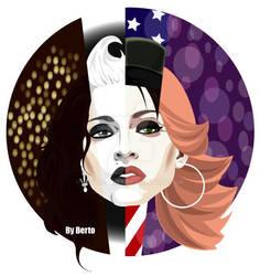 Queen of Reinvention Madonna