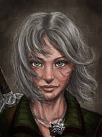 Cirilla of Cintra by Afternoon63