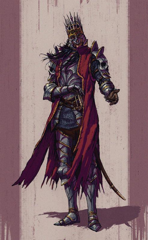 Witch king helmet