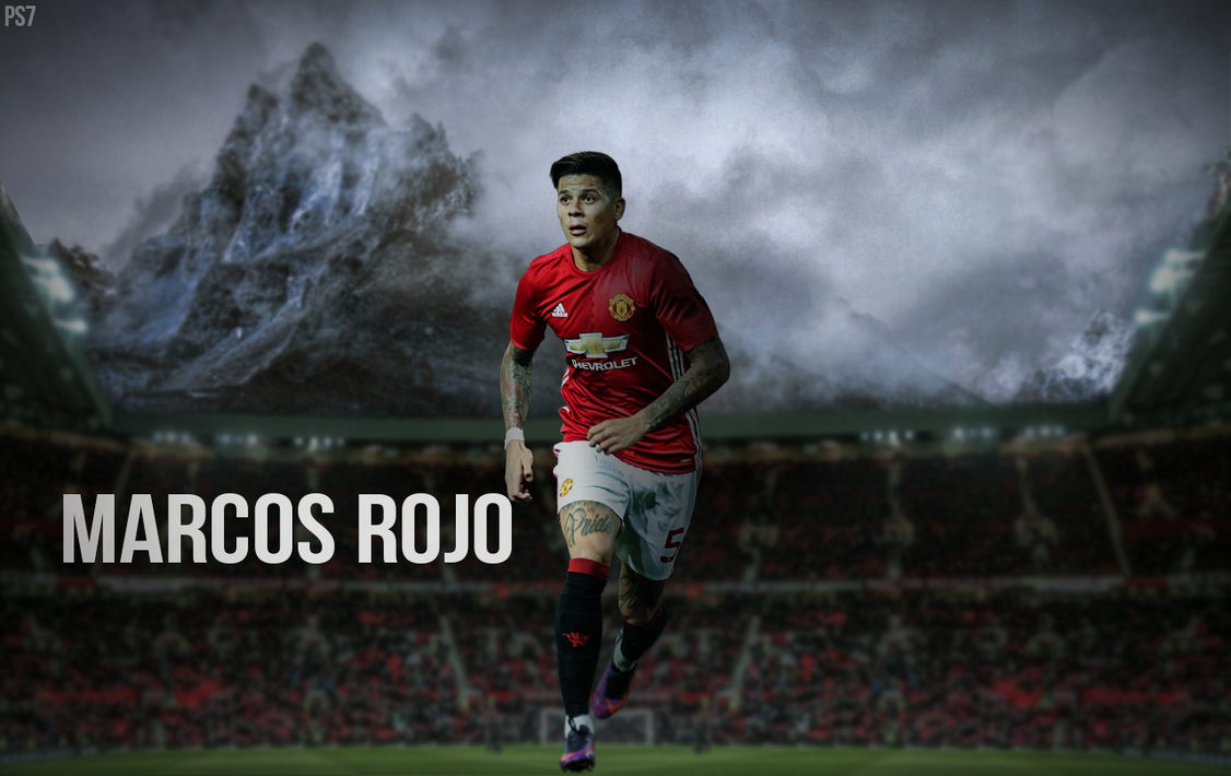 Marcos Rojo Desktop Wallpaper By Pranayshah7 On DeviantArt