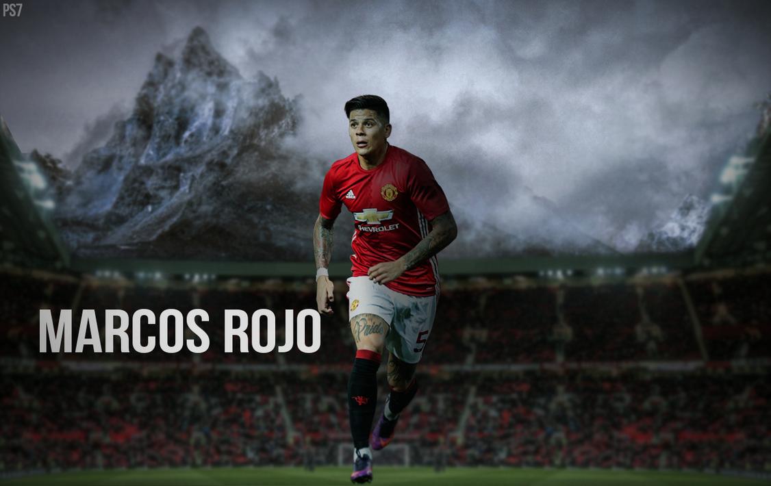 Marcos Rojo Desktop Wallpaper By Pranayshah7 On DeviantArt