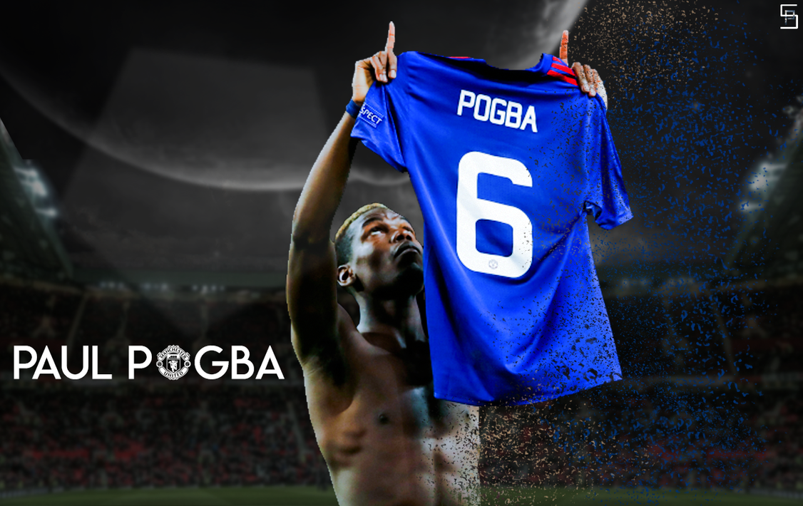 Paul Pogba Desktop Wallpaper By Pranayshah7 On DeviantArt