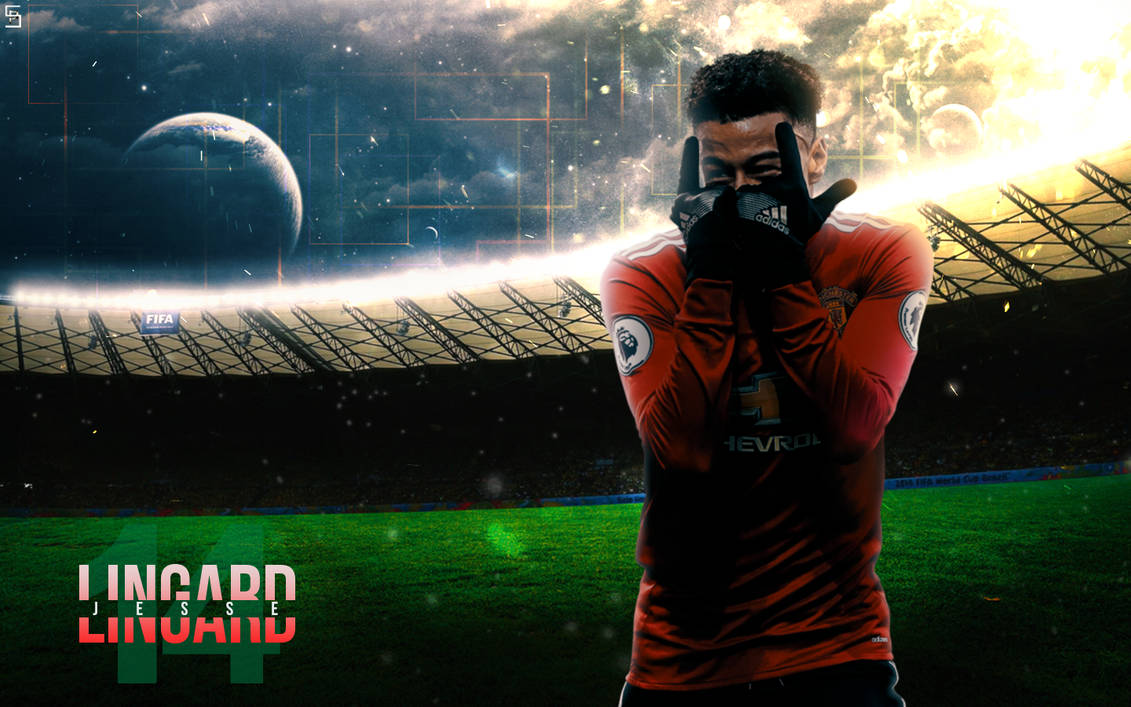 Jesse Lingard Desktop Wallpaper By Pranayshah7 On DeviantArt