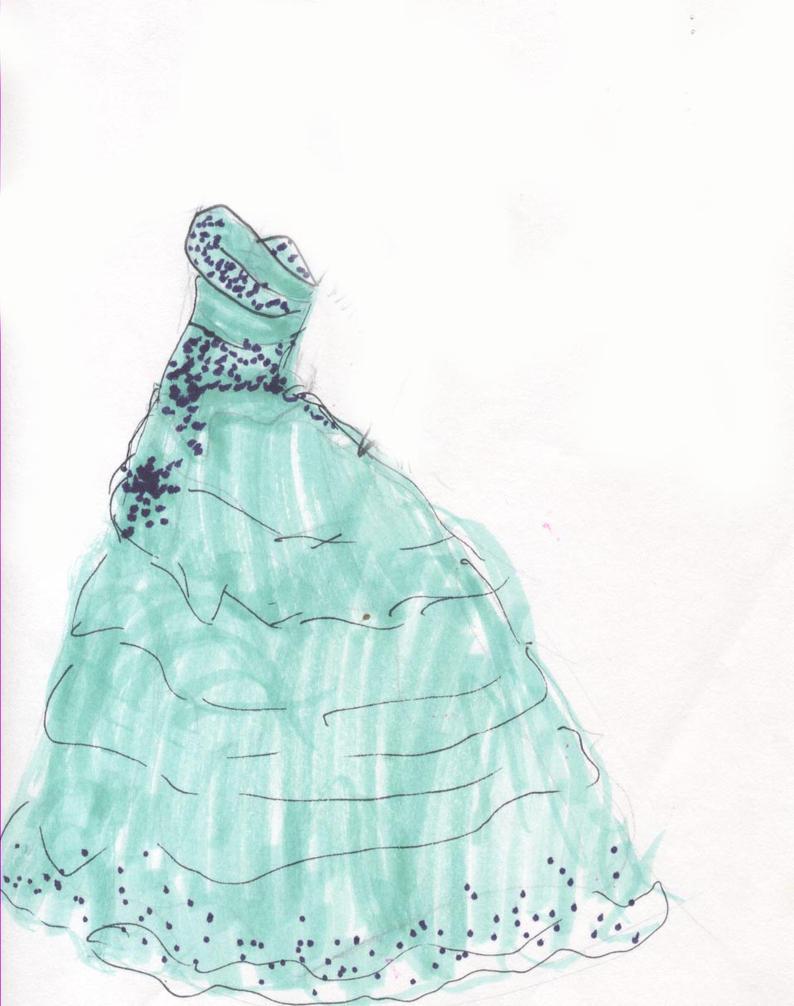 Prom Dress Design 2 by Blackbeltgirl150 on DeviantArt
