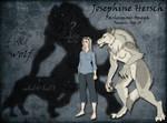 Moontouched - Josephine Hersch by khyterra