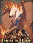 Skrekrill's Enemy by khyterra