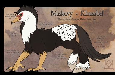 Muskovy/Khazabel Reference