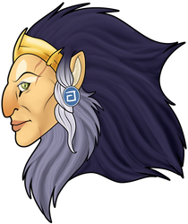 Lysandra Bust by khyterra