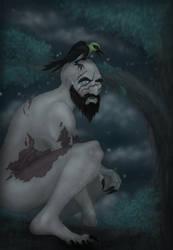 Zombie 3:6: Kodiak by khyterra