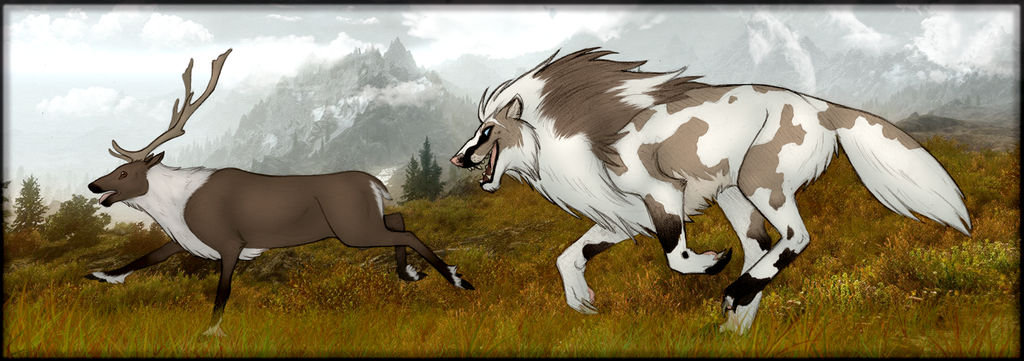Himarvata's First Hunt by khyterra