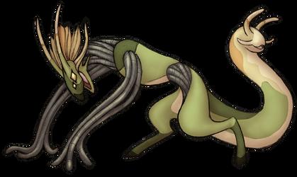 Bug's Titan Form