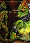 Portrait of a Bionic Chameleon