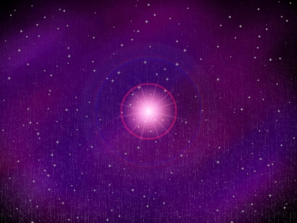 Purple Space by khyterra