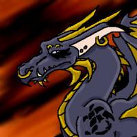Dragon - Arykk by khyterra