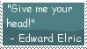 FMA quote stamp by anime-girl13