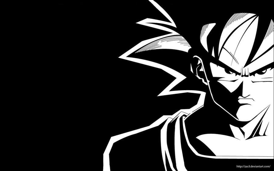 Black Goku 2 By Zacil On Deviantart