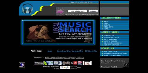 LMS v5.0 Screencap 10.31.2008 by paradigm-shifting