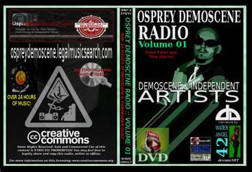 Osprey Demoscene DVD Cover by paradigm-shifting