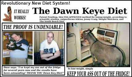 Dawn Keye Diet by paradigm-shifting