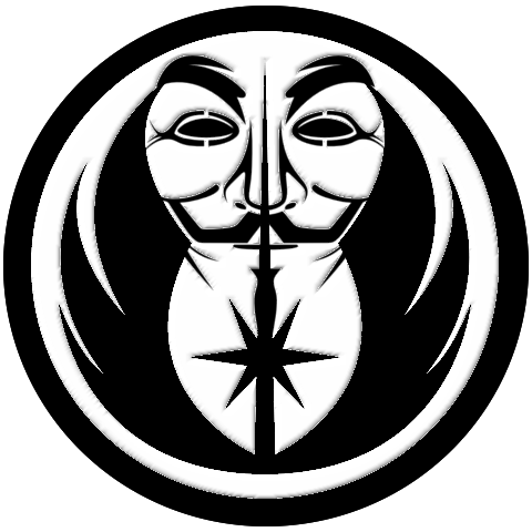 Grey Jedi Anonymous Logo By Paradigm Shifting On Deviantart
