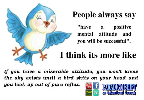 Perspectives of Attitude