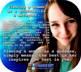 Meaning Of The Goddess
