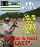 Can ANTIFA Come Out To Play?