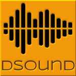 DSOUND Logo 3D
