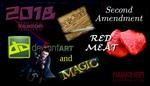 PSEC 2018 2ND Amendment Red Meat deviantART MAGIC