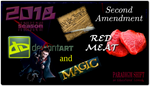 PSEC 2018 2ND Amendment Red Meat deviantART MAGIC by paradigm-shifting
