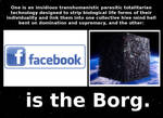 Facebook vs Borg