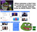 When You Know Its Meme Magic Time