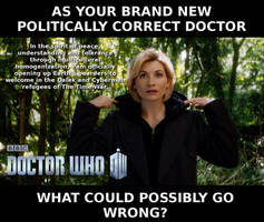 Doctor PC Thats Who by paradigm-shifting