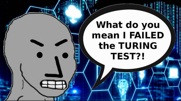 NPC Failed Turing Test