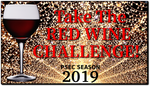 PSEC 2019 Take The RED WINE CHALLENGE!