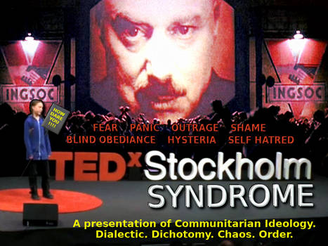 TEDx Stockholm SYNDROME