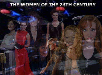 Women of the 24th Century by paradigm-shifting