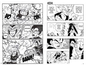 Gohan vs Cell - Revisited - Page 1 + 2