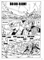 Gohan vs Cell - Revisited - Page 3