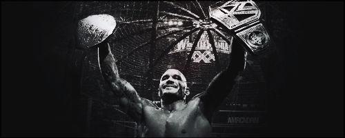 Randy Orton Signature