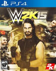 WWE 2K15 by AmericanDreamGTR