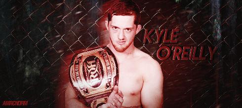 Kyle O'Reilly Signature