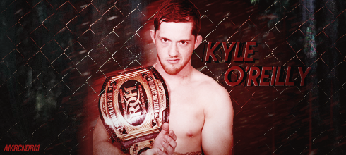 Kyle O'Reilly Signature by AmericanDreamGTR