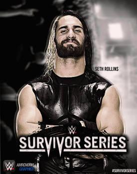 WWE : Survivor Series 2014 Poster