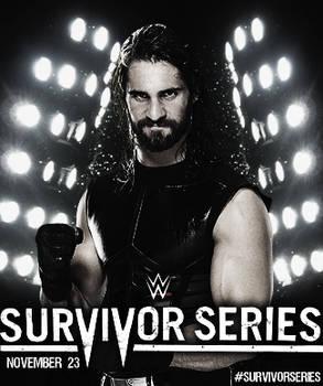 WWE: Survivor Series Poster V2
