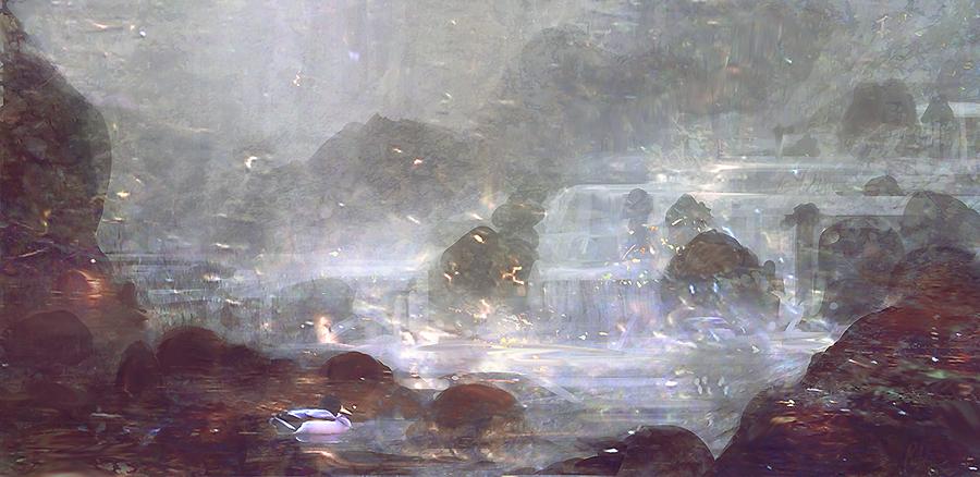 waterfall by llRobinll