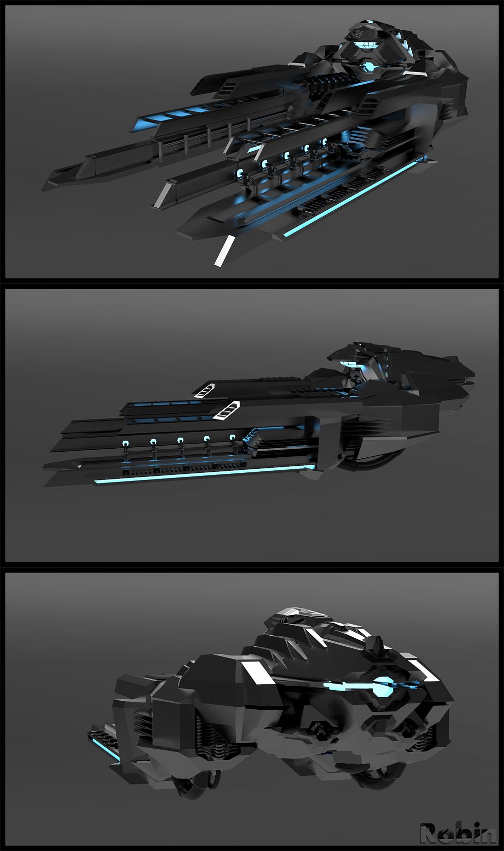 Spaceship design by llrobinll on deviantart for Spaceship design