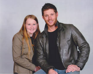 Me and Jensen Ackles by crazy71096