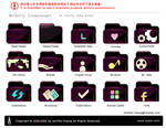 mulberry floder icons