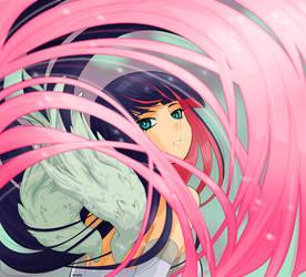 Hair whip by ferazhin